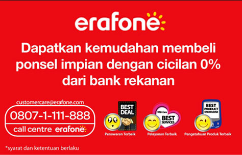 Call center erafone