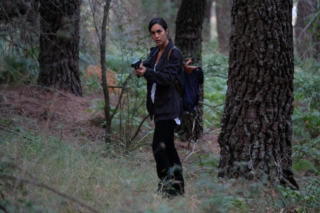 Megan Montaner, La Caza, Monteperdido, Serie