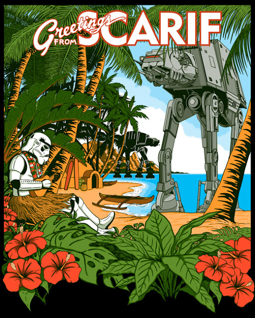 Star Wars: Greeting from Scarif