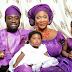 You're Strong, Bold, Intelligent, Hardworking and Courageous Woman-Hubby to Mercy Johnson
