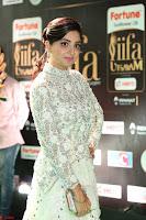 Poonam Kaur in Beautiful Floor Length Gown at IIFA Utsavam Awards 2017  Day 2  Exclusive 41.JPG