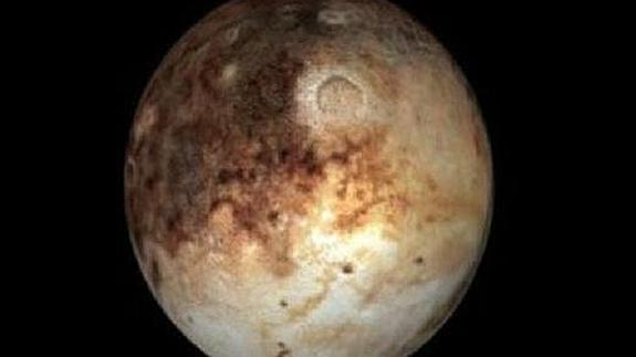¡Mira, Plutón!
