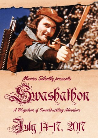 Swashathon! A Blogathon of Swahbuckling Adventure!
