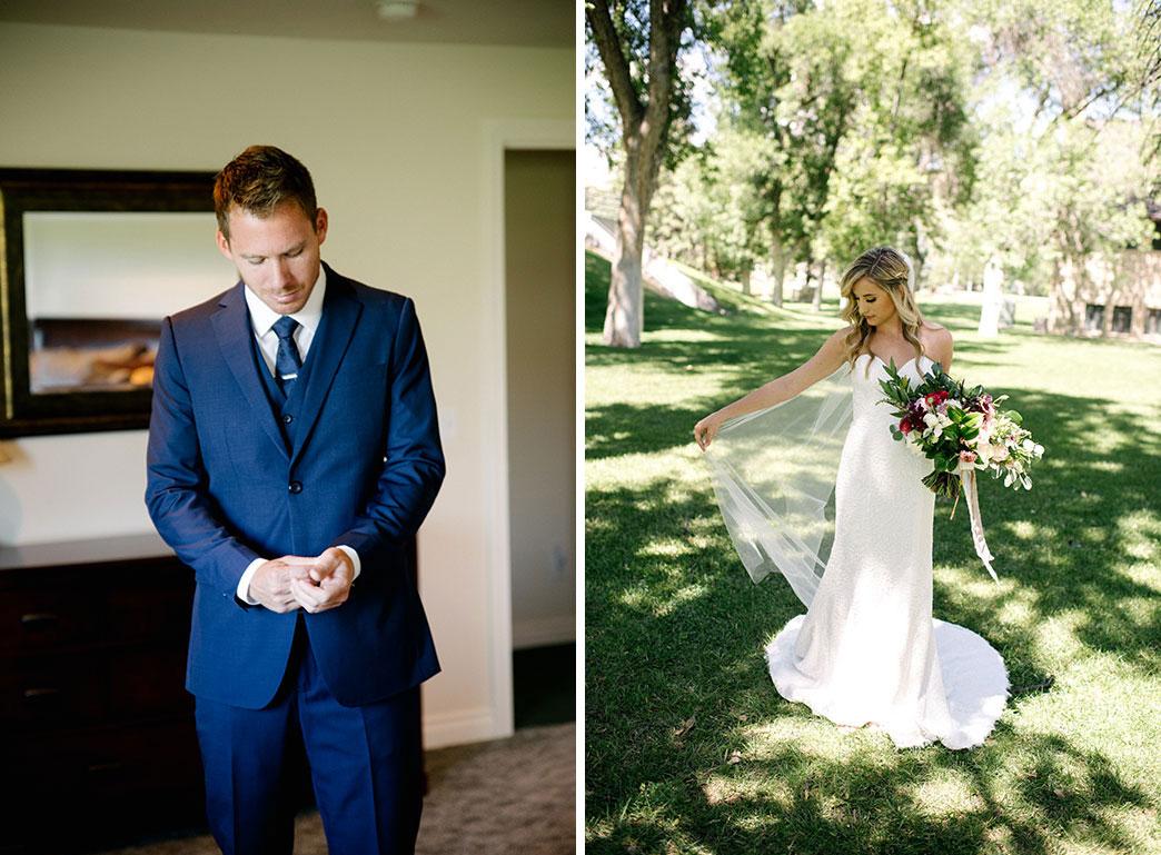 Montana Wedding Blog by Montana Bride: Chloe + Jake   Billings Montana