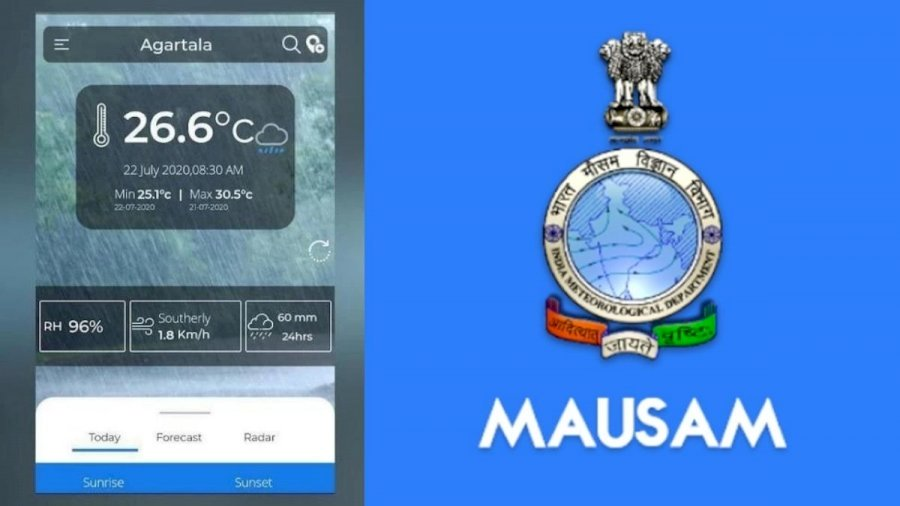 Best App For weather MAUSAM App for Update of weather