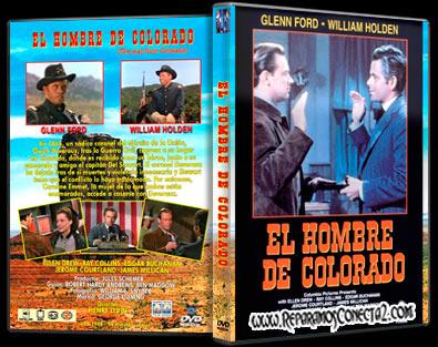 El Hombre de Colorado [1948] Caratula