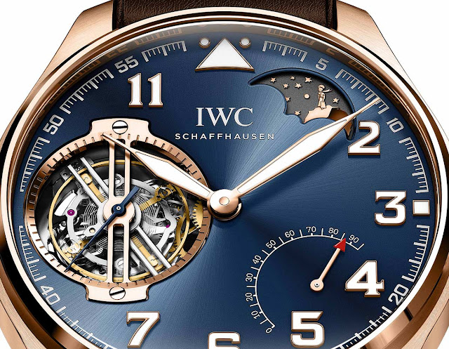 "IWC Big Pilot's Watch Constant-Force Tourbillon Edition ""Le Petit Prince"" ref 590303"