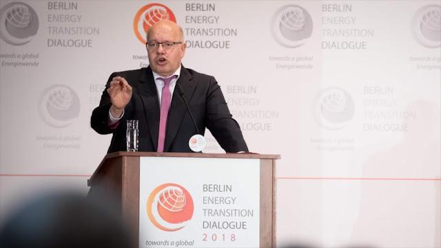 Alemania minimizará impacto de salida de EEUU del pacto nuclear