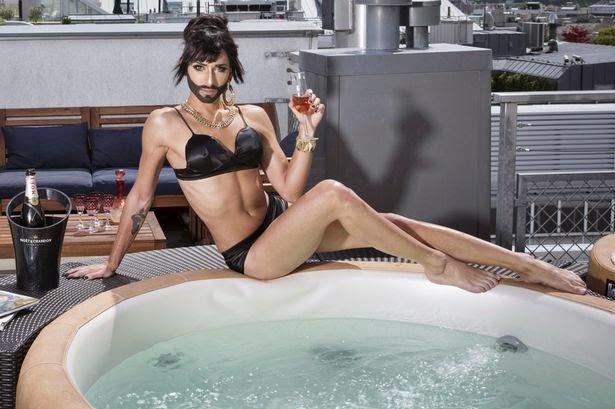Conchita Wurst Hot