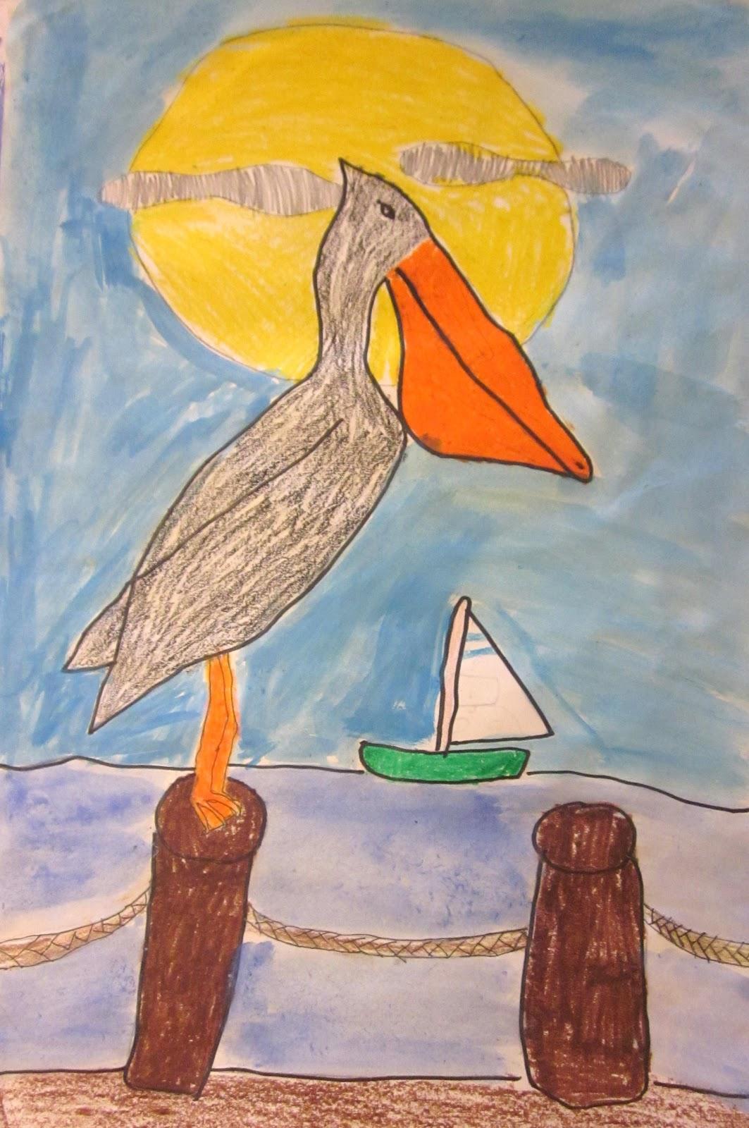 Art Is Basic Art Teacher Blog First Grade Bird