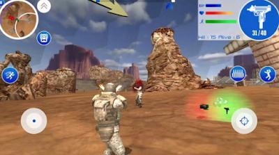 Game Yang Mirip PUBG Mobile untuk Android Size Kecil