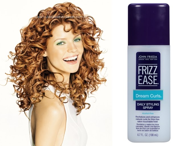 John Frieda Frizz-Ease Dream Curls