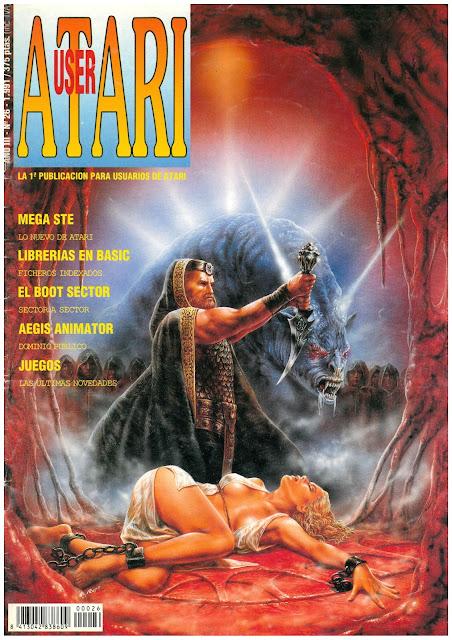 Atari User #26 (26)