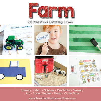 Farm Preschool Theme