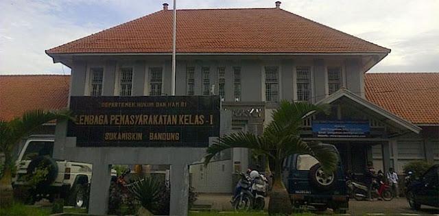 'Hotel' Lapas Sukamiskin, Gerindra Sebut Mungkin Menteri Ikutan