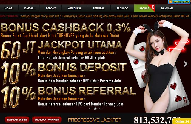 Judi Domino Poker Terbaik