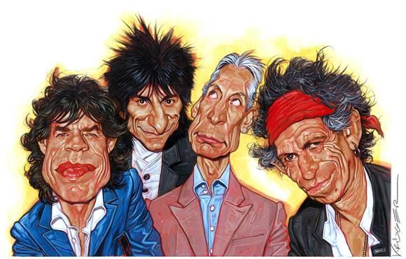 Rolling Stones 404 page: A melhor página não encontrada, erro 404