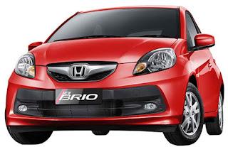 Harga Honda Brio Satya & Sporty Bandung