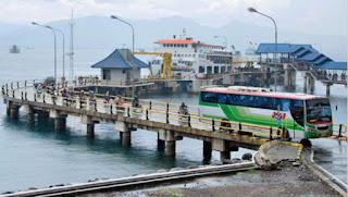 Pelabuhan Ketapang.