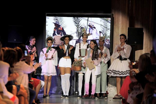 Extremadura gana la 33 Edición de los Premios Nacionales a la Moda para Jóvenes Diseñadores