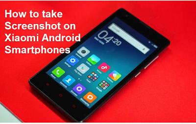 Cara Mengambil Screenshot pada ponsel Xiaomi Mi & Redmi, ini cara mudahnya