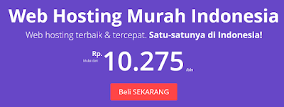 web hosting paling murah di indonesia