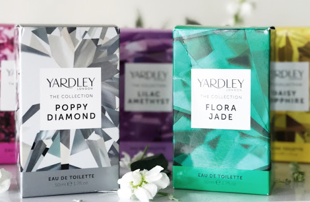 Yardley The Collection Eau de Toilette Review