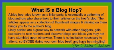 Description of a Blog Hop, Linky Party