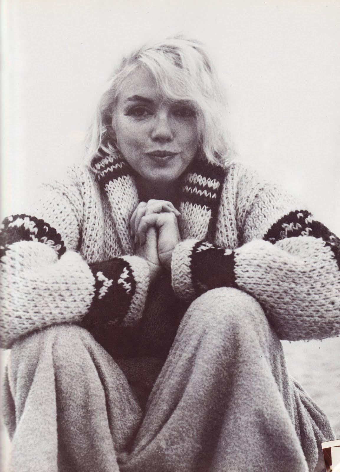 Marilyn Monroe Living Room Decor: Gracefully Searching: Marilyn Monroe & Kind Words
