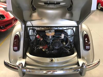 Em 1974 e 1975 a Lafer ainda entregava alguns MPs com motores de carburação simples, com 1.500 cc. A partir de 1976 o padrão adotado foi o motor VW Boxer 1.600 cc com dupla carburação.