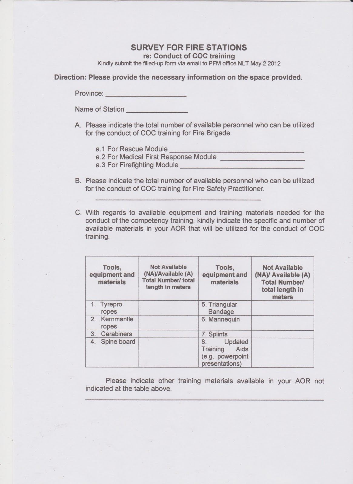 OPD-BATANGAS ARCHIVES: Memo: Guidelines in Facilitating Letter