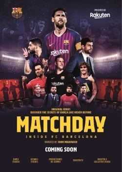 Matchday: Inside FC Barcelona Torrent Thumb