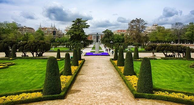 Buen Retiro Park  | Madrid