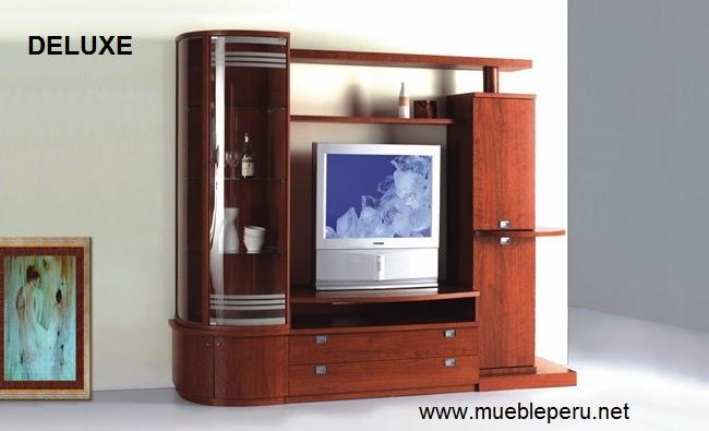 Muebles tv febrero 2015 for Muebles para television de madera modernos