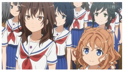 Download Anime Haifuri Episode 1 [Subtitle Indonesia]
