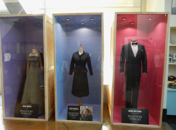 Phantom Thread film costumes
