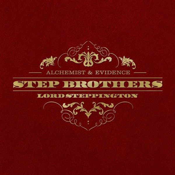 Step Brothers (Alchemist & Evidence) Lord Steppington (Deluxe Version) Cover