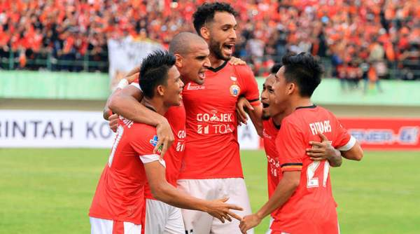 Persija Jakarta vs Johor Darul Takzim