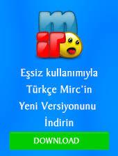 Türkçe Mirc 6.35 İndir