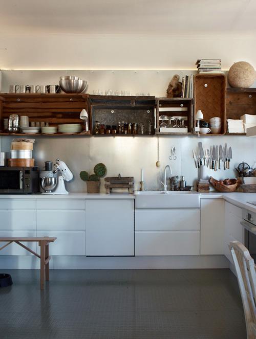 Chm interiorismo y reformas cocinas con encanto - Cocinas con encanto ...