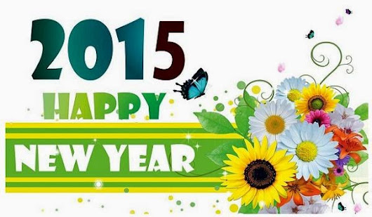 Happy New Year 2015 Sms Messages For Girlfriend