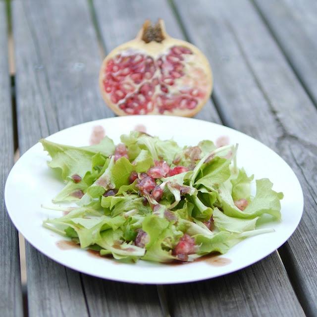 Granatapfelsalat | Rezept | Kochen | Essen | Beilage
