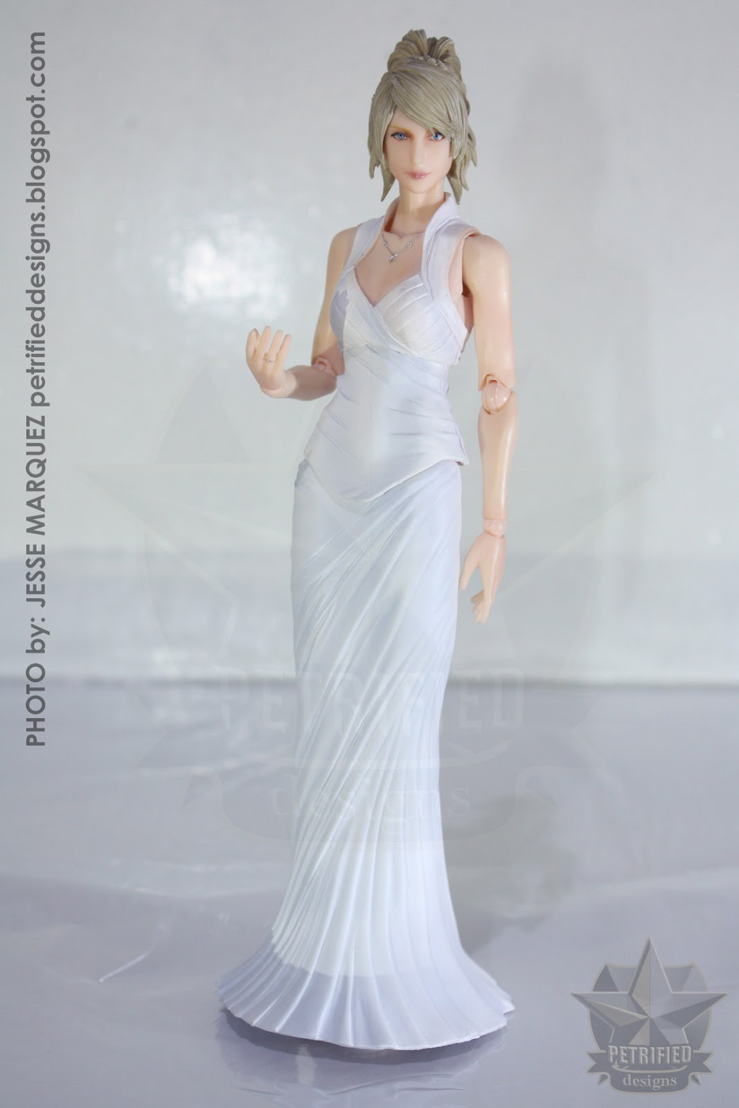 Randomly Random: [Toy Review] LUNAFREYA NOX FLEURET - Final Fantasy ...