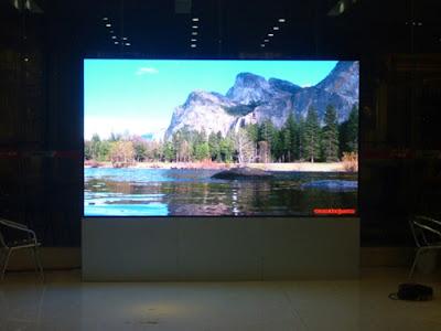 Nơi phân phối màn hình led p2 trong nhà tại Bến Tre