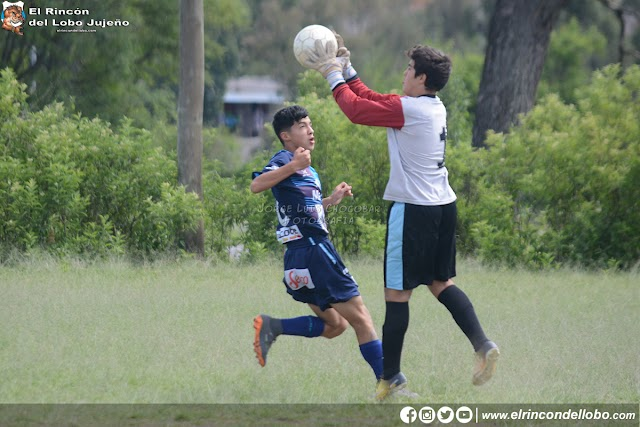 "Fotos | 6ta división | Luján ""B"" 1-0 GyEJujuy | Liga Jujeña"