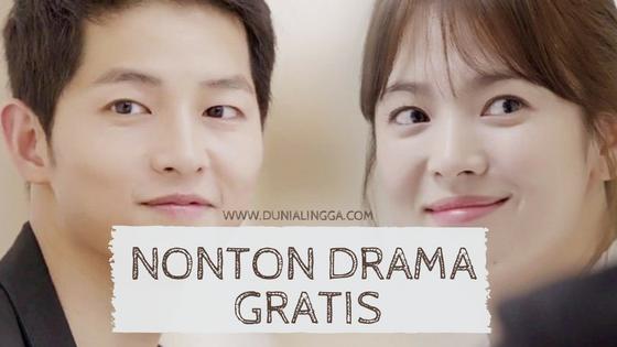 free nonton korea drama