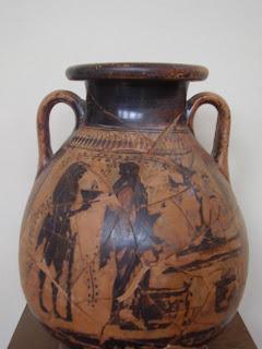 Εκθέματα, Αρχαιολογικο Μουσείο