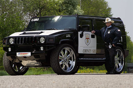 Top 10 Most Awesome Police Cars In The World - Top 10 Listverse Car