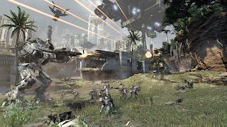 Titanfall Xbox 360 Wallpaper