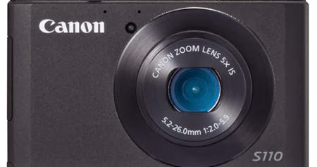 Canon S110 Manual download